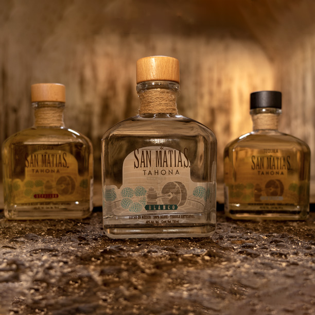 Tequila San Matías Tahona
